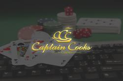 illustration captain cooks casino clavier cartes dés jetons